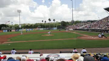 Twins spring training! Take me out to the ball game! Only 15 min drive away.