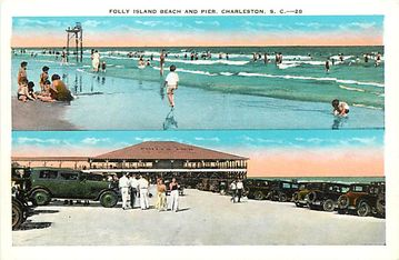 Great Memories to carry own at Folly Beach !