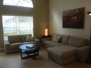 Oak Island house photo - Relax at the new sofas!