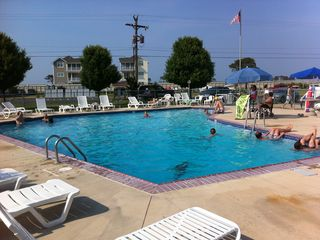 Fenwick Island house photo - Community Pool