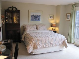 Provincetown townhome photo - Master Bedroom