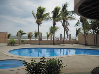Puntarenas City estate photo - View from the Bar.