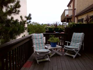 Brigantine townhome photo - Deck Off Of Diningroom & Kitchen