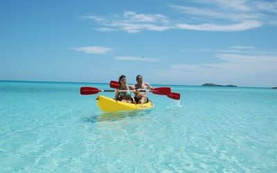 Come play in our truely amazing and calm, crystal clear waters!