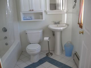 Lubec house photo - First Floor Bathroom