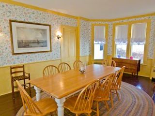 Edgartown house photo - Formal Dining Room Comfortably Seat 8