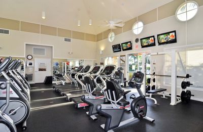 Fitness Center at the River Club