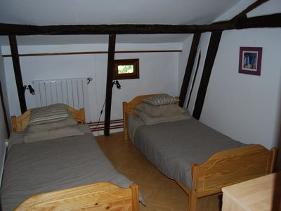 Starling Lodge - Bedroom