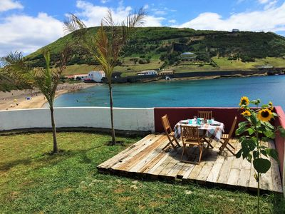 House @ Porto Pim Beach - Supreme location on the most beautiful beach Azores