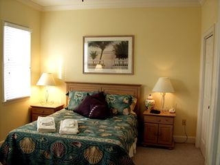 Kiawah Island house photo - Upstairs Bedroom #2. Queen Bed & private bath