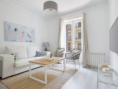Reina Sofía III. Magnificent apartment with a privileged location in Madrid