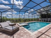OFFICIAL ENCORE RESORT*FREE SHUTTLE 2 THEME PARKS*5 MILES FROM DISNEY*WATER PARK*PRIVATE POOL*NEW LUXURY HOME