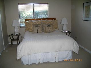 Cathedral City condo photo - Guest Bedroom - Queen Bed
