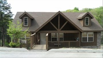 Branson West lodge rental - Welcome to StoneBridge Resort Lodge 75 located by Fox Hollow Lake in StoneBridge