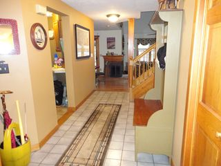 Laconia townhome photo - Hallway leading into Condo
