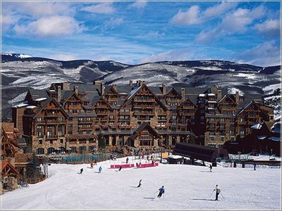 Bachelor Gulch condo rental - Winter
