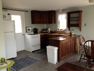 Gayhead - Aquinnah cottage photo - Kitchen/Eating Area (flooded with light)