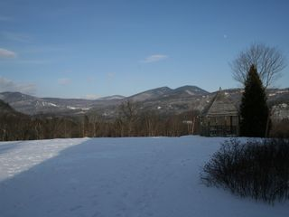 Jackson condo photo - Winter Mountain View