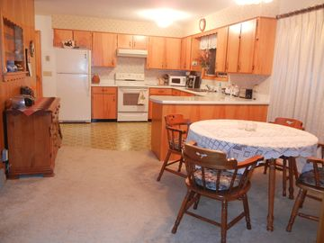 West Union house rental - Comfortable, homey, small town get away that can comfortably sleep 9 guests.