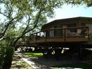Discover your own private tree house on Lake Travis