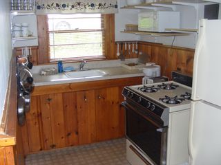 #8 Kitchen - Alton cottage vacation rental photo