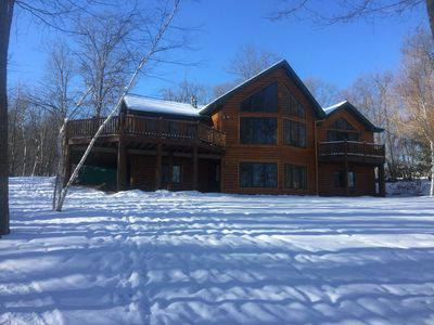 Peaceful Lakefront Home in Deerwood Near Cuyuna Mountain Bike Trails and Crosby