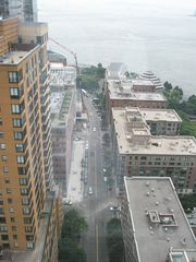 Financial District condo photo - The street