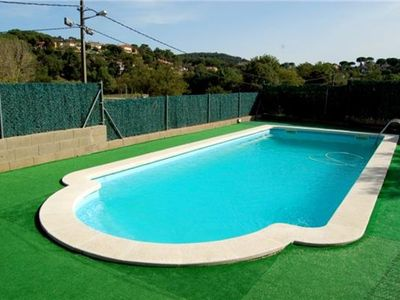 Cottage for 8 people with pool in Tossa de Mar