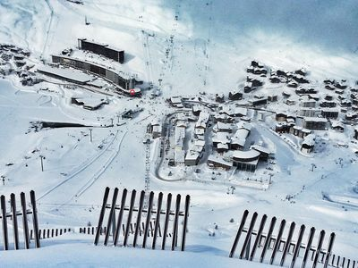 Tignes Palafour 104 and 105 : Exceptional flats, perfectly located