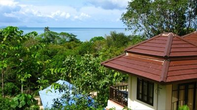 Ocean View from Villa