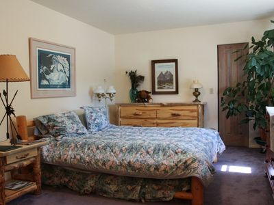Jackson Hole house rental - Bedroom 3