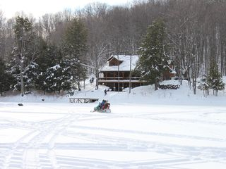Lake City lodge photo - So much fun in any season