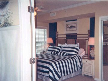 Elegant Master suite with King size bed, Seaside Escape Ocean City MD