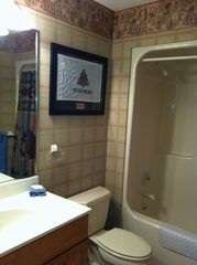 Bellaire / Shanty Creek condo photo - Upstairs full bath