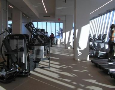 New state of the art fitness center