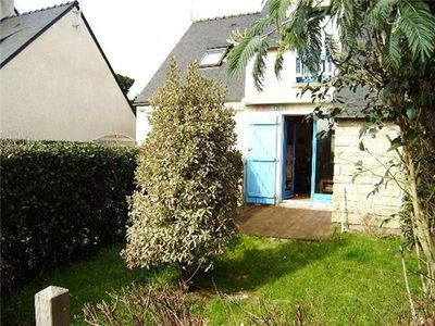 Holiday house for 6 people close to the beach in Morbihan