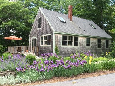 Charming Cottage in Classic Maine Village