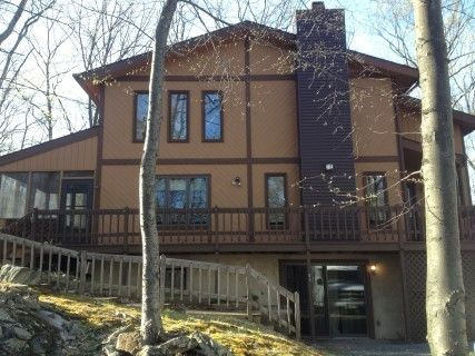 4 bedroom mountain retreat educator first res for Mountain house coupon