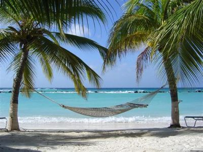 Aruba villa rental - No Rush Hour Here !