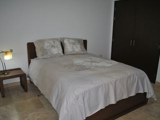 Aruba condo photo - 3d Bedroom with Queen Size Bed and 50 inch Flat Screen TV & Wifi