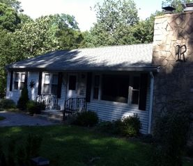 West Point lodge photo - The front view of our home at 166 Old State Road, Highland Falls, NY