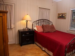 Second bedroom with Queen bed. - Wimberley house vacation rental photo