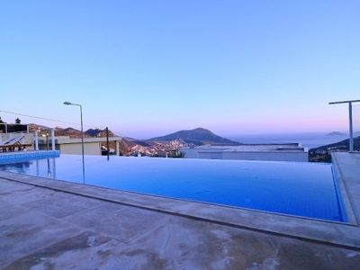 At Last...You and Your Family can Rent a 5-Star Turkey Holiday Villa in Kalkan