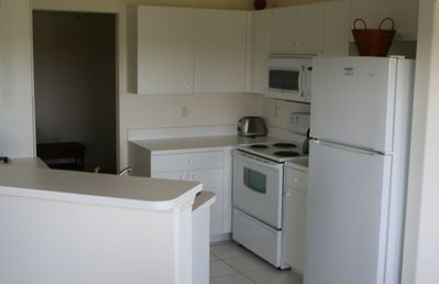 Cape Coral condo rental - Kitchen