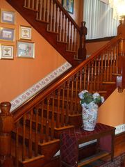 staircase - Boston apartment vacation rental photo