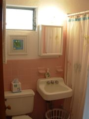 North Wildwood condo photo - clean, bright w/ space to tuck toiletries