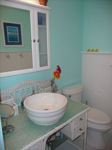 Traverse City apartment rental - Bathroom