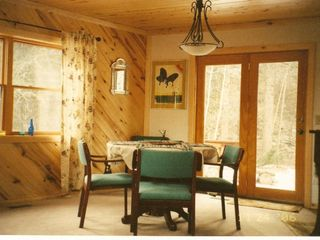 Antonito cabin photo - Across the River Retreat: Dining Room