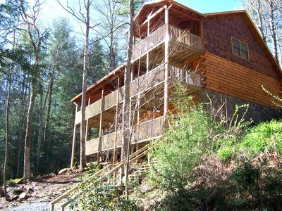 Toccoa Pearl On Beautiful Toccoa River Vrbo