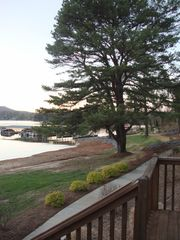 Hiawassee condo photo - Unobstructed view of Lake w/ Mtns in the background
